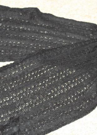 Шерстяной шарф benetton