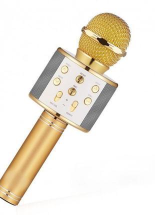 Микрофон караоке bluetooth