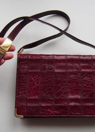 Крутейшая  сумка кроссбоди  vintage french brevete handbag