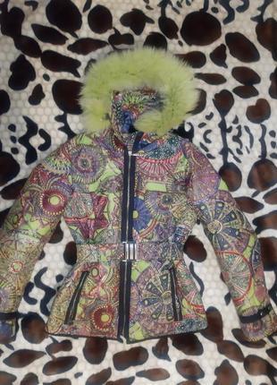 Куртка зима 44 -46 размер