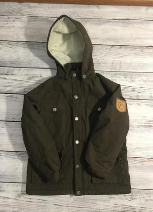 Куртка парка fjallraven g-1000