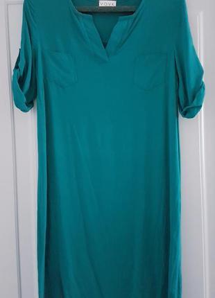 Платье-рубашка vovk