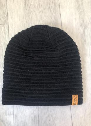 Мужская шапка новая