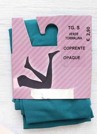 Новые итальянские колготки tezenis 2 s матовые плотные 50 ден