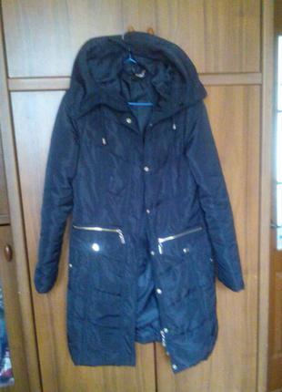 Зимнее пальто, куртка. пуховик