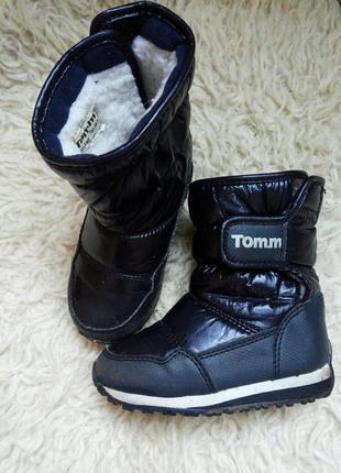 Том м дутіки