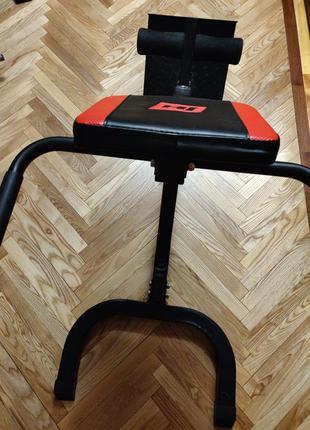 Тренажер новый гипер экстензия скамья для гиперэкстензии hop-sport