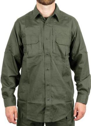 Рубашка тактическая 5.11 tactical taclite pro long sleeve shirt
