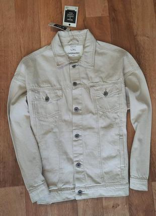 House винтажная джинсовая куртка