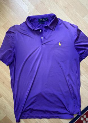 Красивая мужская футболка ralph lauren