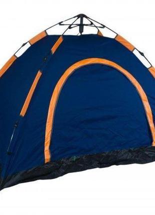 Палатка автоматическая трёхместная d&t – 2 x 1,5 м (best 1)