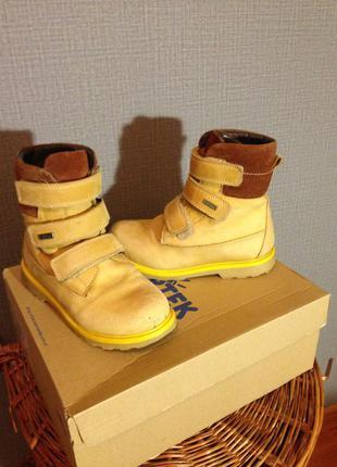 Зимние ботинки bartek для мальчиков