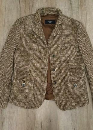 Пиджак жакет max mara шерсть