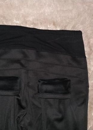 Тепленькое штанишки для беременных.