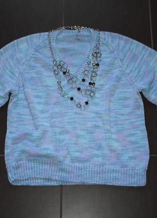 Свободный свитер