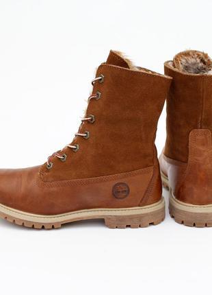 ... Шкіряні рижі черевики timberland5. Шкіряні рижі черевики timberland 03fd933d6df03