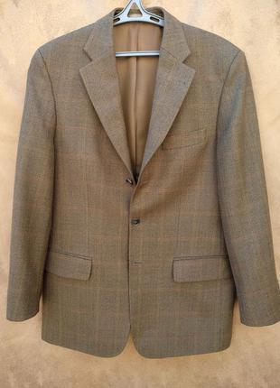 Твидовый пиджак блейзер westbury