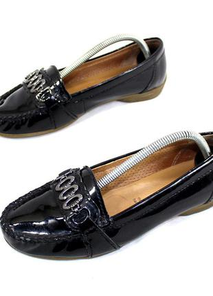 Туфли 37 р gabor германия кожа оригинал