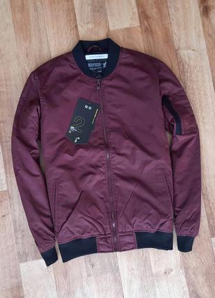 Cropp куртка бомбер на осень