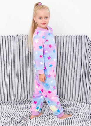 Комбинезон, пижама для девочки 98-134