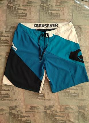 Quiksilver мужские  пляжные шорты.