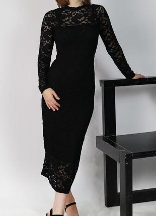 Класична сукня zara /  платье zara