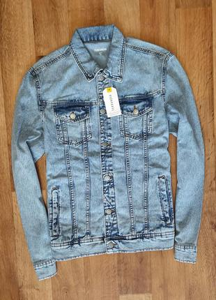 Terranova джинсовая куртка