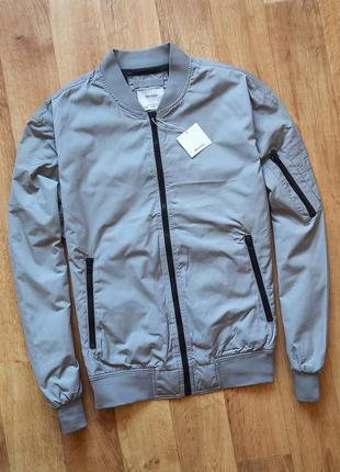 Bershka куртка бомбер