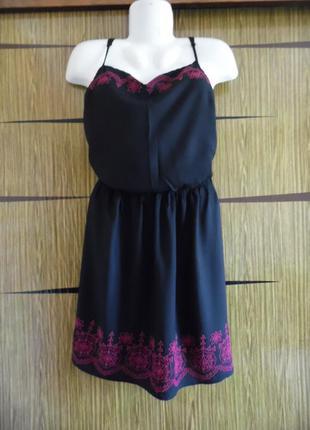 Платье сарафан george размер 16(44)– идет 50-52+.