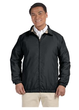 Клубная куртка непромакая, ветрозащитная  для взрослых harriton m710