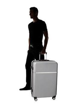 Огромный чемодан calvin klein. оригинал!