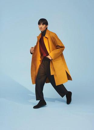 Плащ uniqlo u blocktech coat пальто куртка ветровка techwear