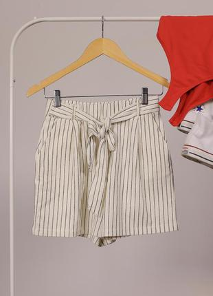 Полосаті шорти pull&bear - літній sale