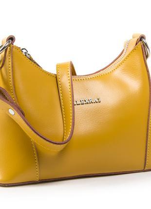 Распродажа  женская кожаная сумочка alex rai 2232