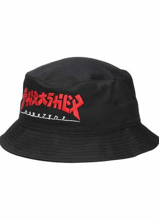 Панама панамка thrasher godzilla bucket hat - s-m