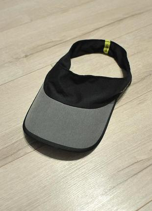 Бігова кепка козирек brooks - one size