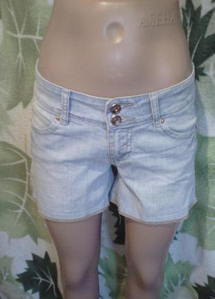 Tally weijl германия шорти шортики джинсовые хлопок