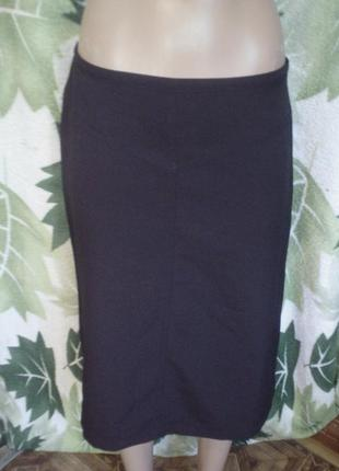 Hennes collection стильная класическая класика юбка