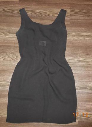 Маленькое чёрное  платье. wallis / l