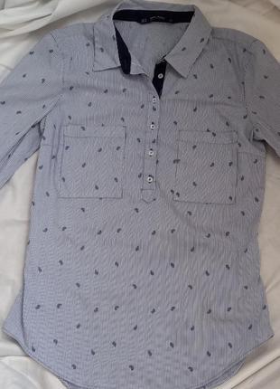 Жіноча котонова рубашка