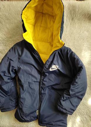 Двостороння курточка