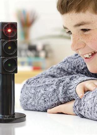 Электронный светофор своими руками 4m