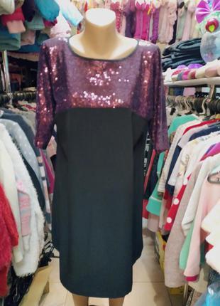 Платье пайетка, сукня, плаття нарядное, праздничное