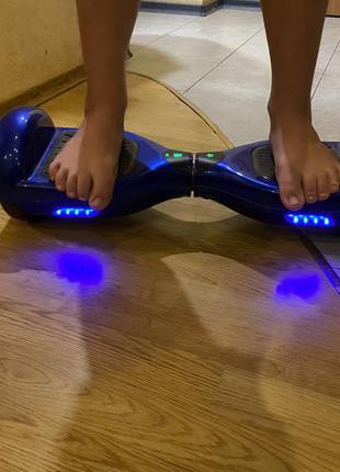 Гироборд smart scooter отличное состояние