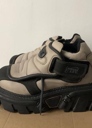 Rave shoes хай топи gordon jack