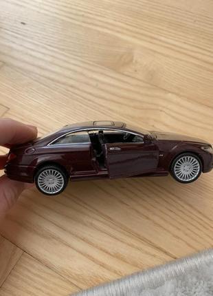 Модель mercedes cl 550