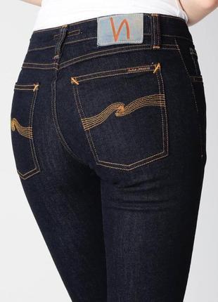 Ідеальні джинси скінні nudie jeans