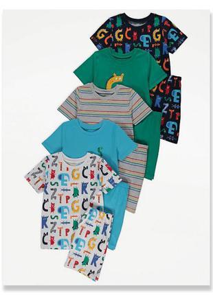 Комплекты пижамы george
