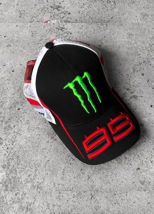 Monster ducati flex-box 99 racing cap кепка