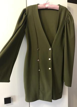 Платье пиджак 😍